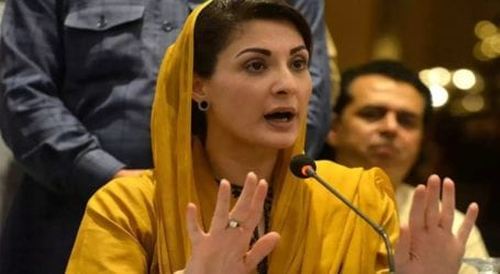 Govt has brazenly violated court order by stopping Shehbaz at airport: Maryam