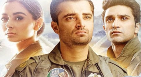 Pakistani military action film 'Parwaaz Hai Junoon' releases in China