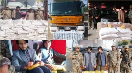 28 arrested by coastguards in anti-smuggling operations