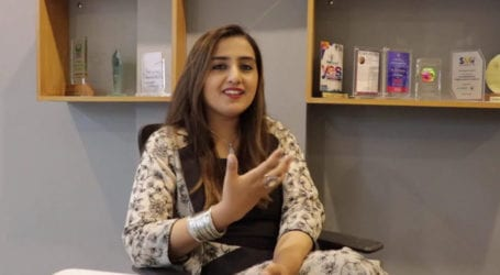 First Pakistani woman wins 'Elevate Prize' for healthcare access