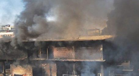 Three men die in Karachi's Orangi factory fire