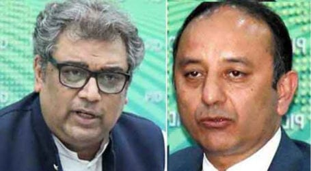 Federal Minister Ali Zaidi, PML-N leader Musadik Malik test positive for COVID-19