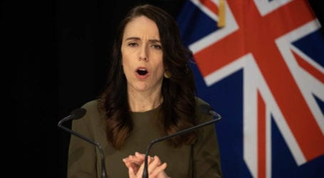 Ardern sworn in as New Zealand PM for second term