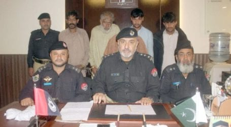 Man arrested for killing wife over domestic issue in Charsadda