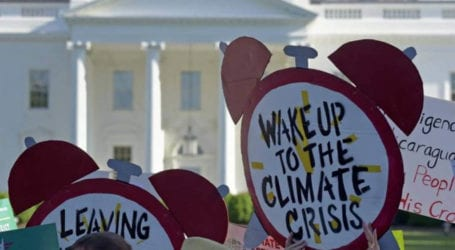 US formally quits Paris agreement as Biden pledges return