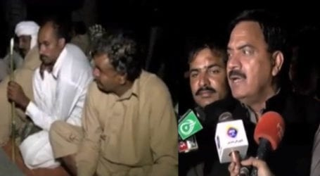 Farmers protest in Lahore to raise support prices of crops
