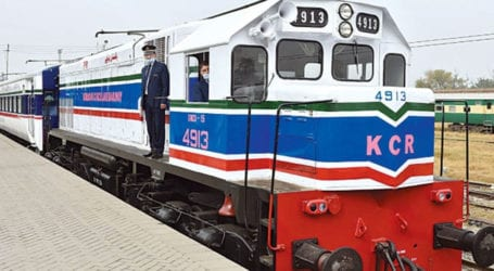 In pictures: KCR began operations