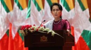 Myanmar has been in turmoil since the junta seized power on Feb. 1: Source: AFP