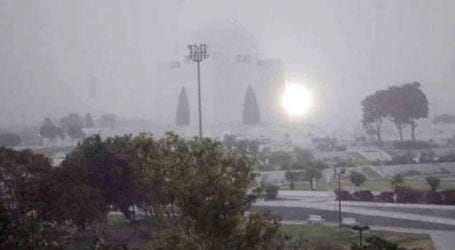 PMD predicts cold night for Karachi in next 24 hours