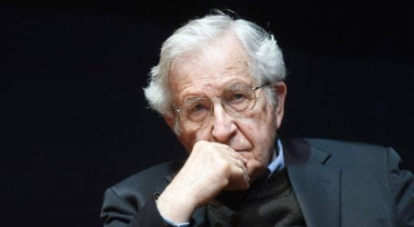 Prominent philosopher Dr. Chomsky to deliver online lecture at Habib University