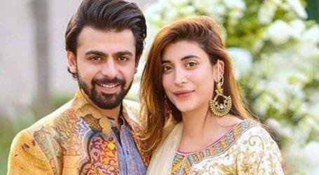 Urwa 'one of the strongest women' I know: Farhan turns down divorce rumors