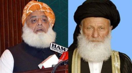 JUI-F senior leader declares Fazlur Rehman 'selected'