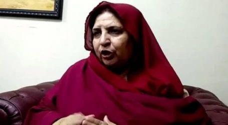 PML-N Senator Kalsoom Parveen dies due to coronavirus