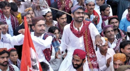 Sindh Cultural Day being celebrated with traditional enthusiasm