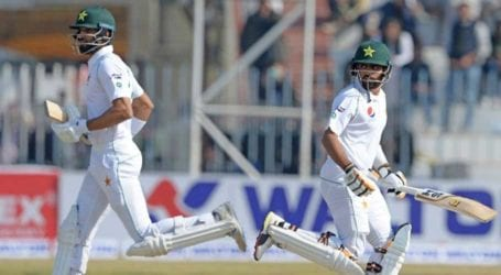 Shan Masood, Babar Azam included in Wisden test team of the year