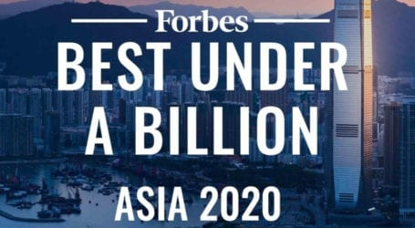 Two Pakistani companies among Forbes 'Asia's Best Under A Billion' list