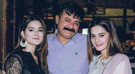 Father of Aiman Khan, Minal Khan passes away