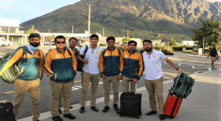 Pakistan cricketers released from managed isolation in New Zealand