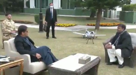 Draft for drone regulatory authority submitted to PM Imran