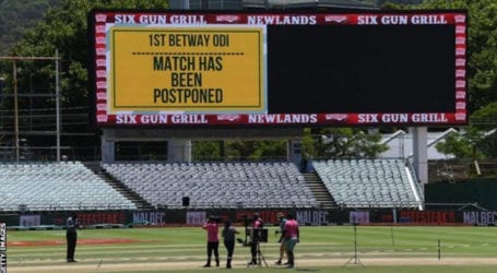 South Africa vs England: First ODI postponed after positive COVID-19 test