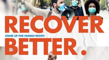 Human rights are central to COVID-19 recovery efforts: UN