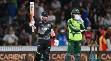 New Zealand beats Pakistan by nine wickets in second T2OI