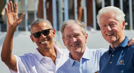 Three former US presidents pledge to get COVID-19 vaccine publicly