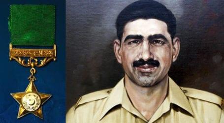 Tribute paid to Sawar Muhammad Hussain on his martyrdom anniversary