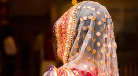 Newly-wed bride gang-raped in front of inlaws