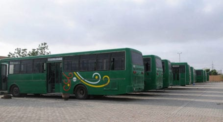 Sindh govt approves resumption of 66 CNG buses in Karachi