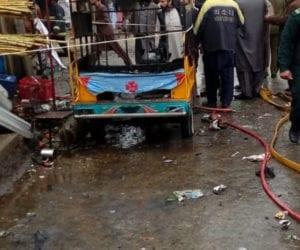 One dead, several injured in Rawalpindi bomb blast