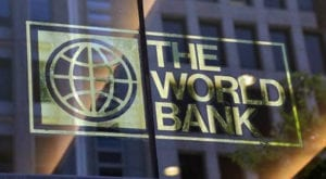 The official logo of the World Bank: Source: FILE