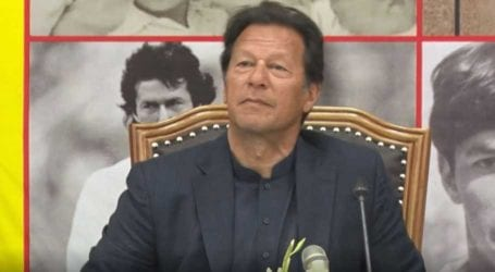Will end corrupt practices in Senate elections, says PM Imran