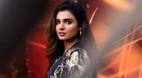 Actress Amna Ilyas contracts coronavirus