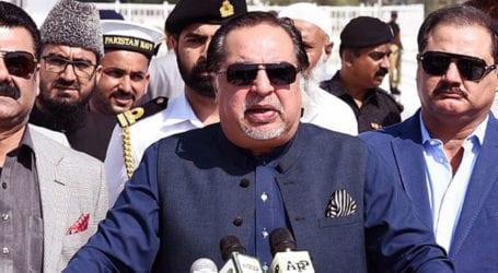 Governor Sindh demands removal of IGP over arrest of Haleem Adil