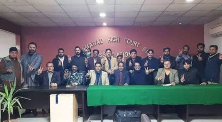 Jahangir Baloch panel wins annual election of IHC Journalists Association