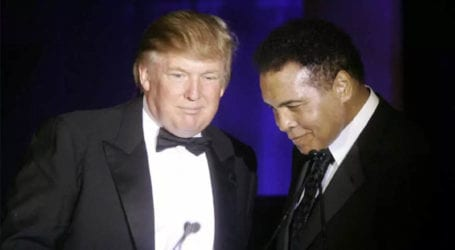 """In pictures: A glance at """"king of the world"""" boxer Muhammad Ali's life"""