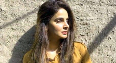 Photos of Saba Qamar's controversial outfit goes viral