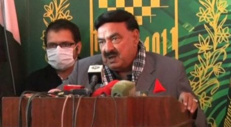 Opposition will neither resign nor hold long march: Sheikh Rasheed