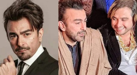 Shaan Shahid turns down Kashif Zameer's allegations against him