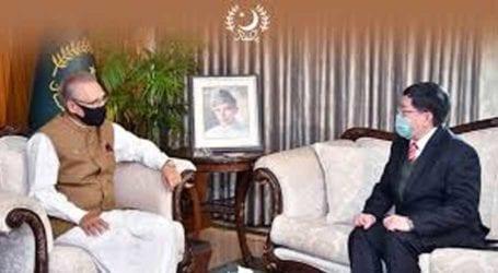 Pakistan, Vietnam need to enhance trade cooperation: President Alvi