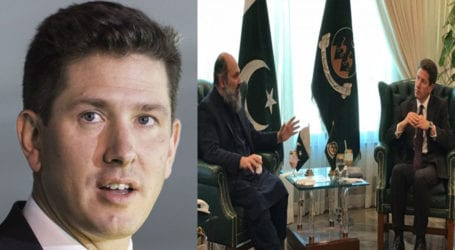 UK to grant Balochistan aid for COVID19 recovery