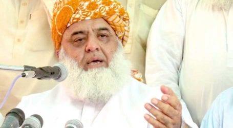 Current assemblies formed by stealing public mandate: Maulana Fazl