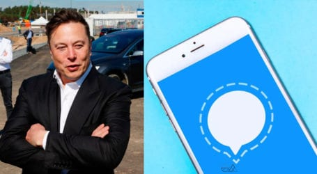 Elon Musk urges users to use Signal app after WhatsApp's new policy