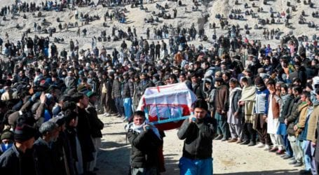 Machh killings: Funeral prayers of Hazara victims offered in Quetta