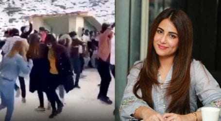 Malam Jabba party: Ushna Shah steps up in support of students