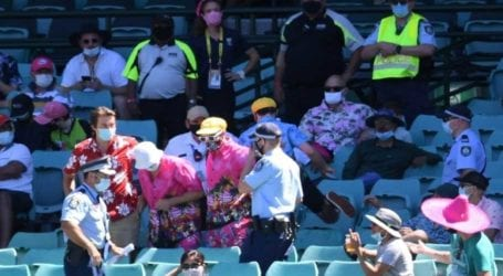 Cricket Australia apologises after Indian players complain of racial abuse