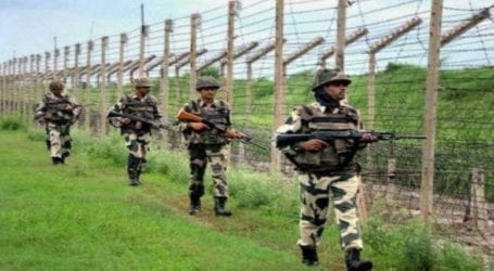Two civilians injured in Indian cross-border shelling