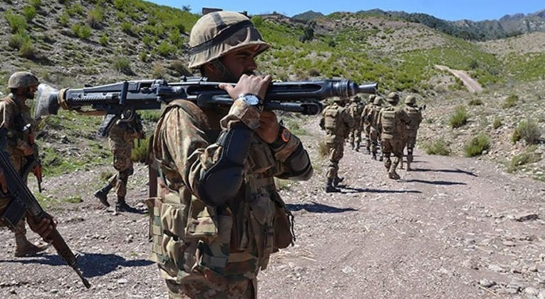 Two TTP commanders among five terrorists killed in North Waziristan operation