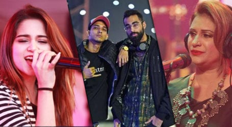 Aima Baig, Naseebo Lal, others to sing official anthem for PSL-6